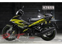 Tem exciter 150 Fox racing