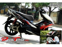 Tem Air blade 125 speed hunter