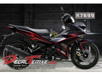 Tem exciter 150 Black Edition 2