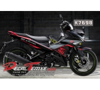 Tem exciter 150 Black Edition